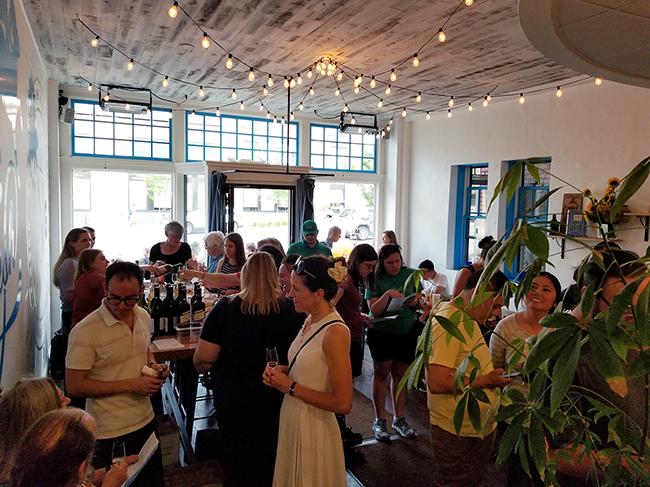 Greek Wine & Mezze Pairing in June