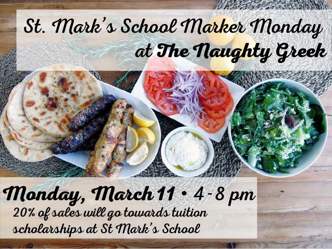 The_Naughty_Greek_St_Marks_School_Marker_Monday_Fundraiser_Website_Banner.jpg