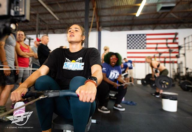 Row, and go. And go again. #superfitdc @ascent_protein @rxproshop @crossfit_lorton photo @cfarnz