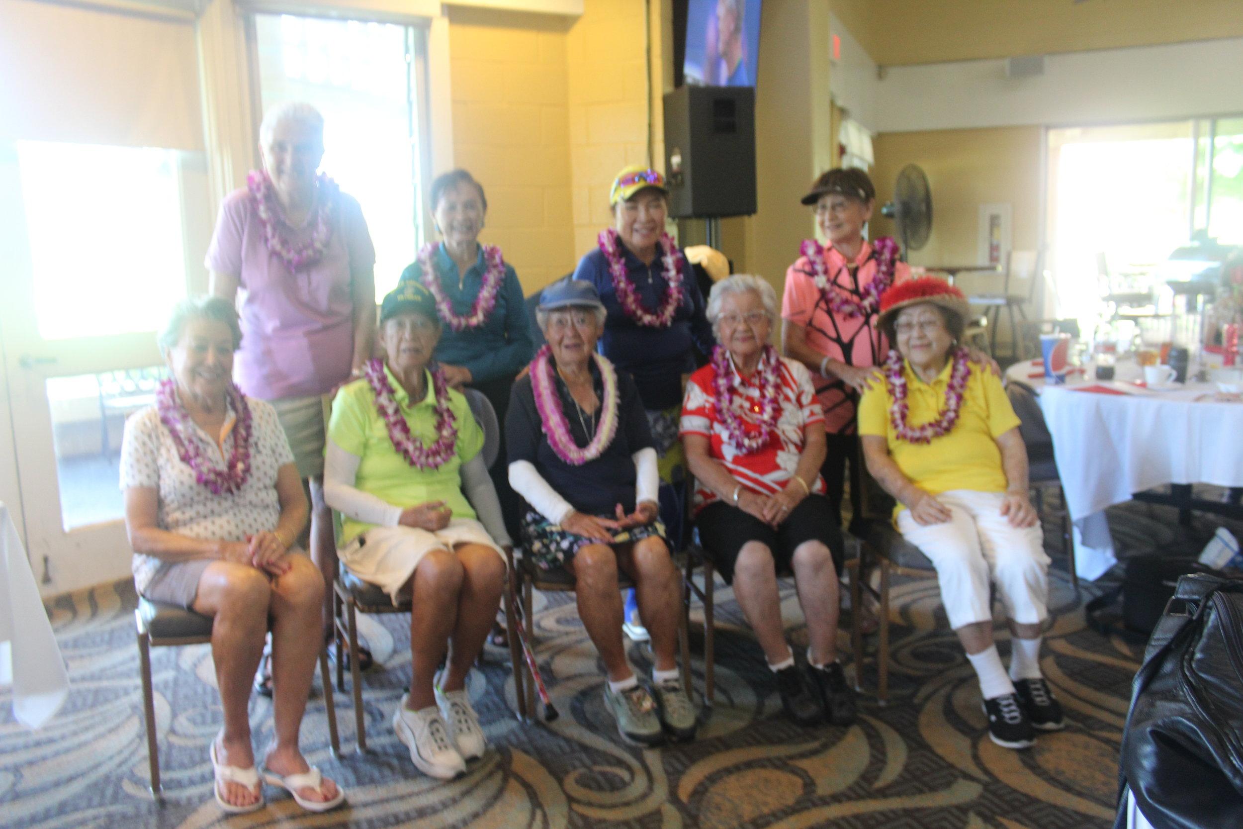Our Seniors!