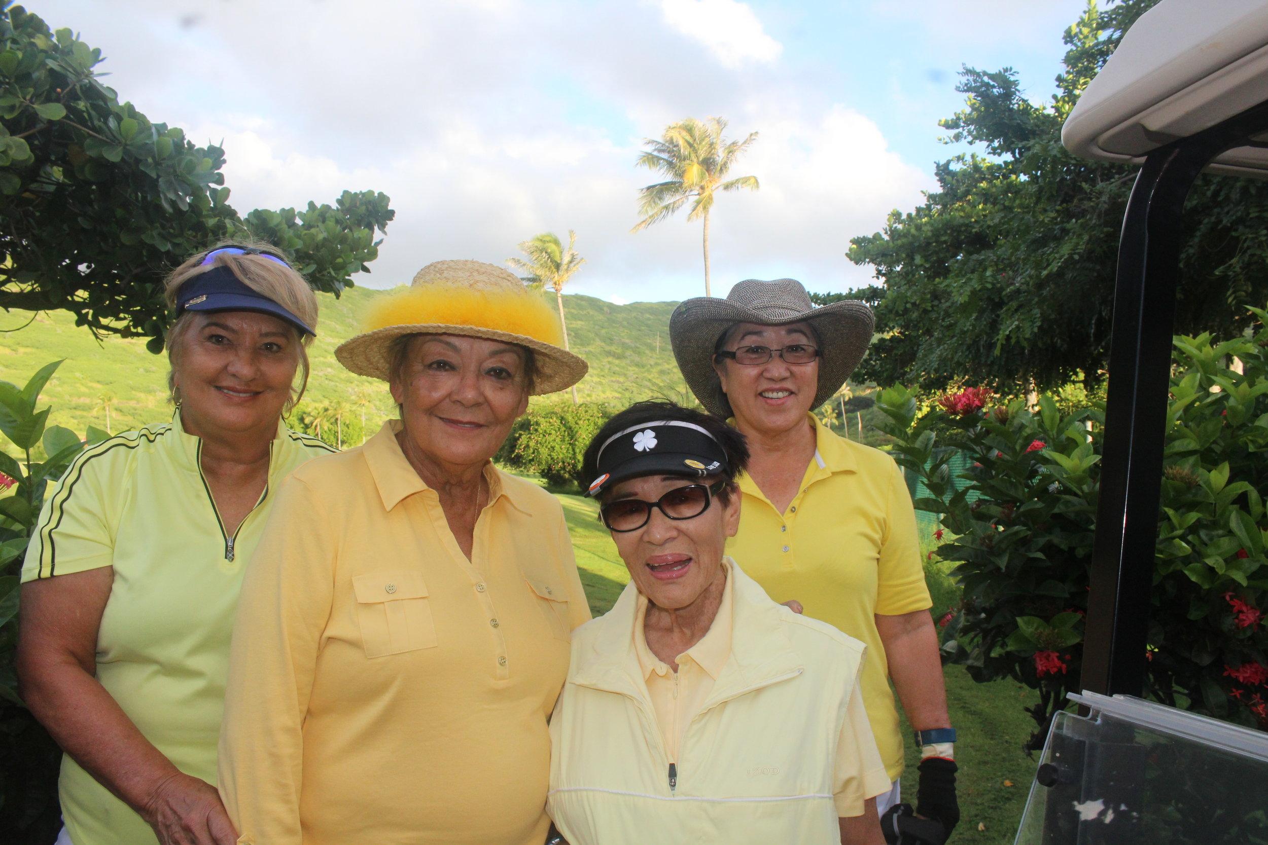 Joyce Aton's Team