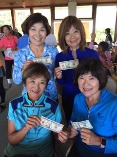 Gwen Omori's team