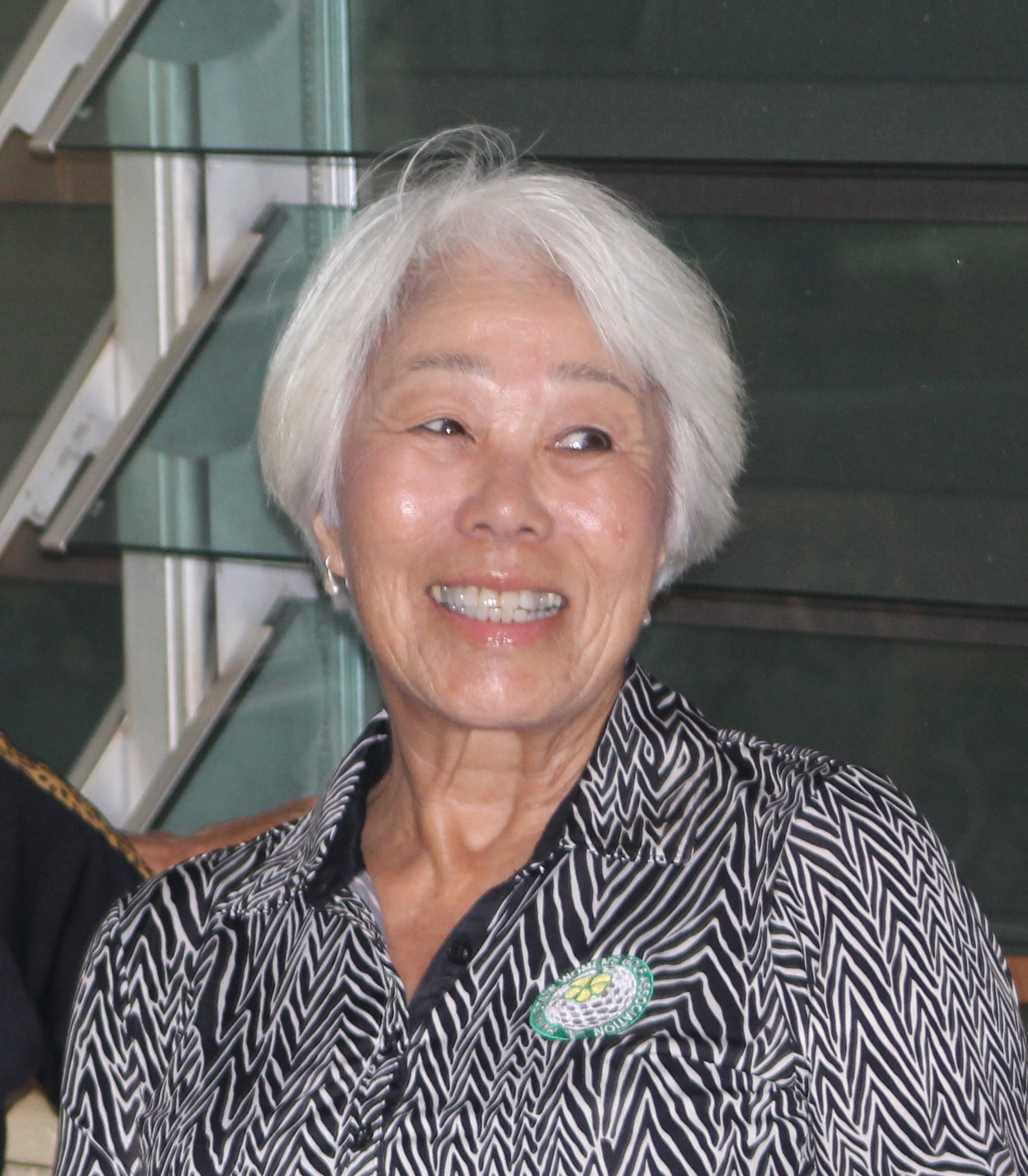 Susan Church Current President