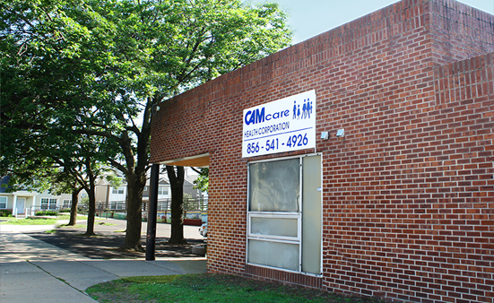 .. CAMcare South Camden FQHC primary care south jersey