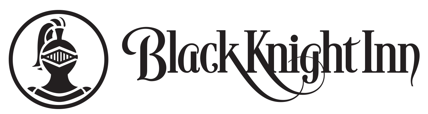 We are proud to be at the Black Knight Inn this season!