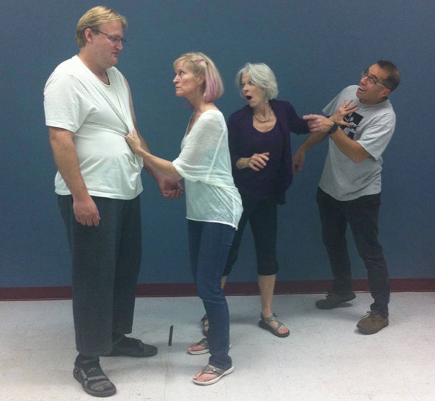 Red Deer's CATnips One-Act Play Festival taps into the human condition through dramas, comedies - Full Story… Jun 4, 2019