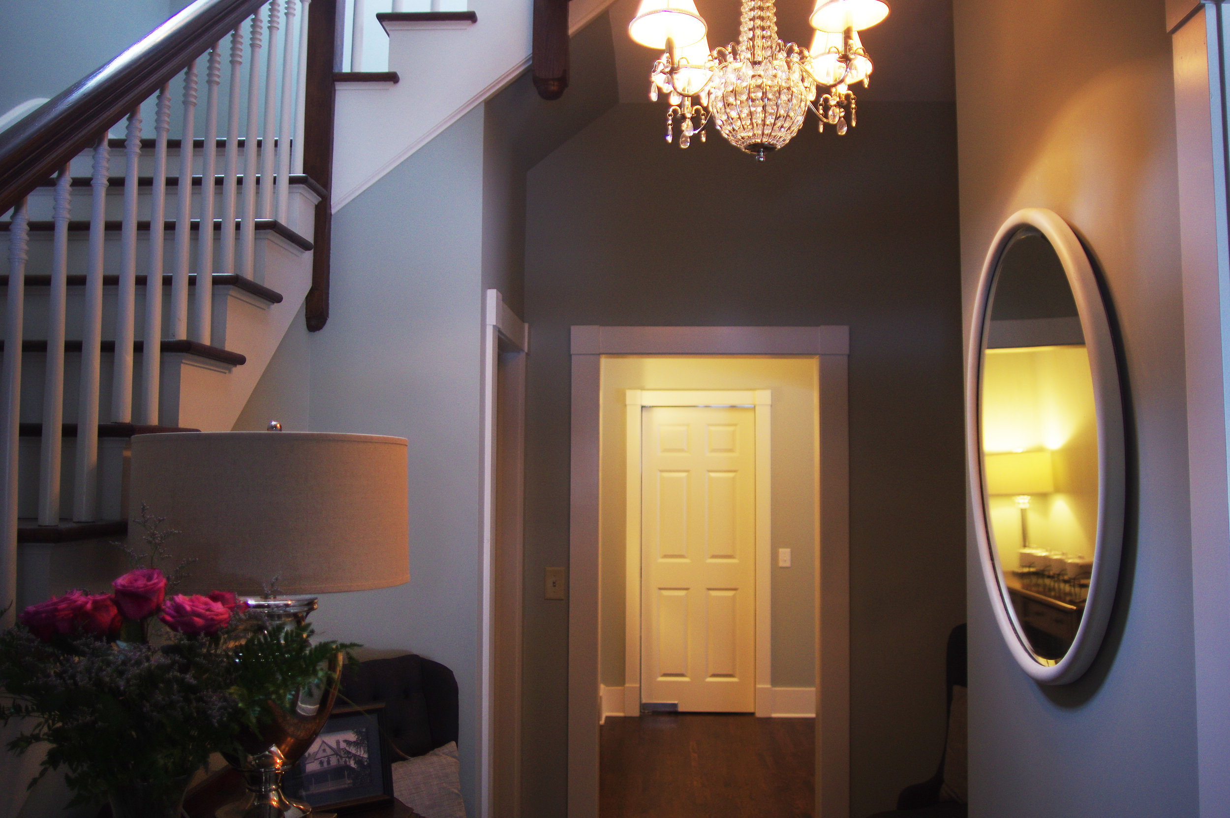 After: Foyer