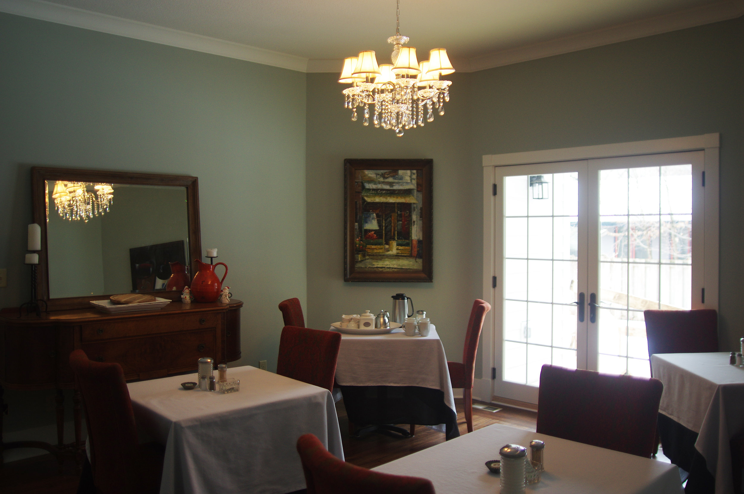 After: Dining Room