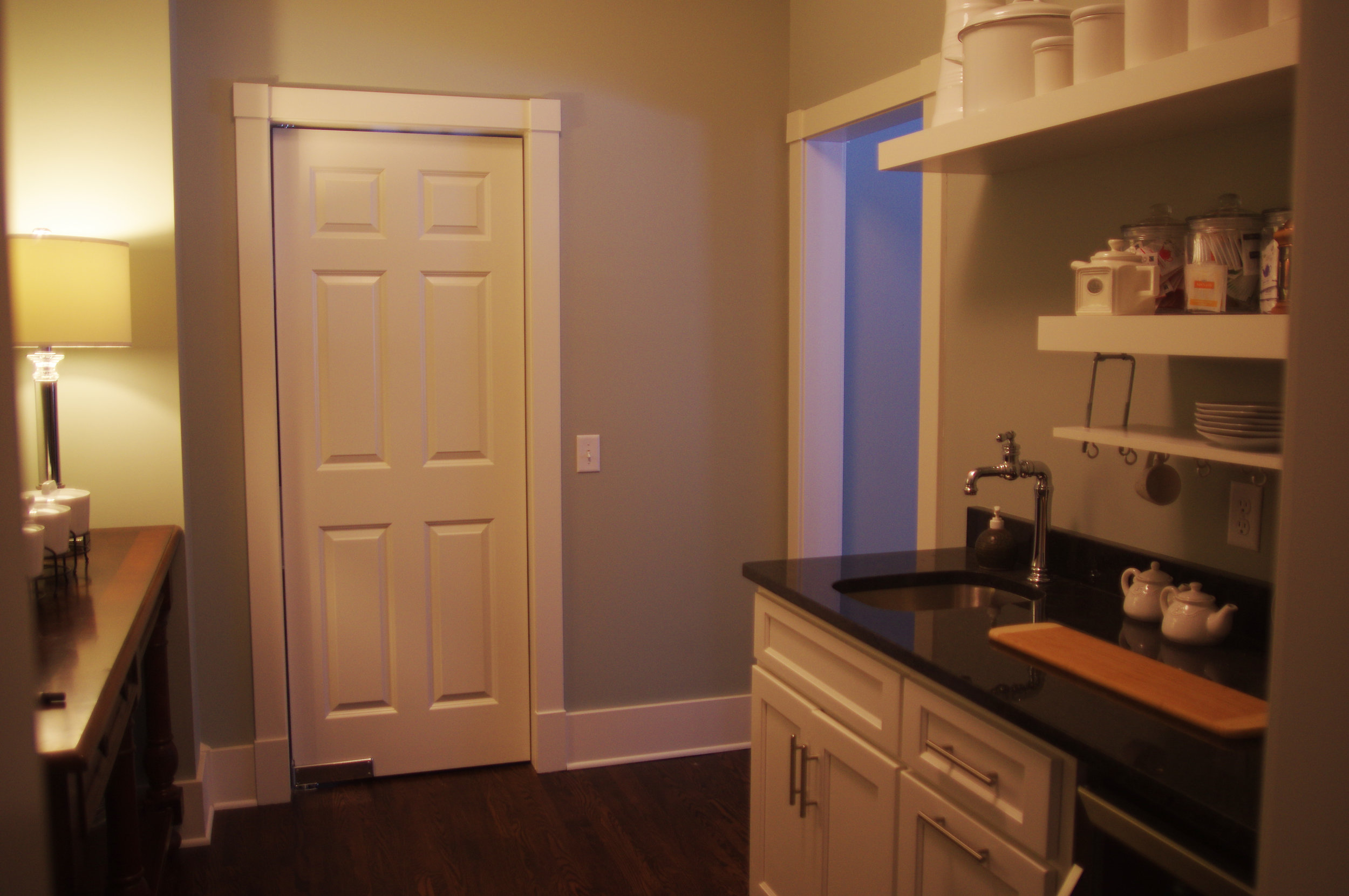 After: Butler's Pantry