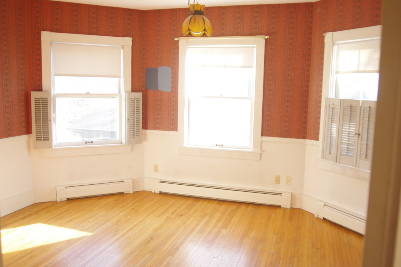 Before: Bedroom Three