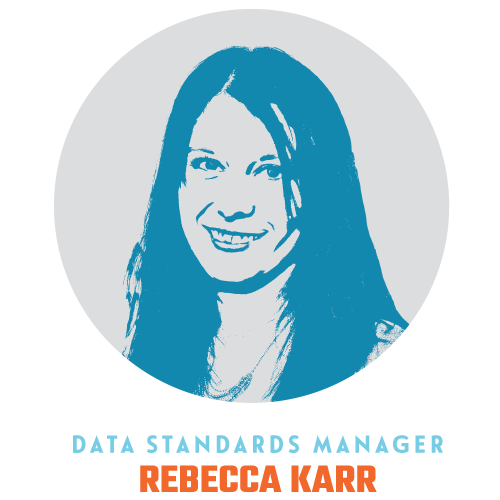 "Rebecca Karr Data Standards Manager   I started with blueprint in 2010 and am the behind the scenes person that keeps our data, reporting, and all the other logistical efforts running smoothly. Early on at Blueprint I was awarded a bottle of glue at a company party, which was weird at first, but when it was explained that it was because I was ""the glue that held it together"" that was a great moment for me.  I enjoy working with our clients and have been a fan of the arts ever since I saw The Velveteen Rabbit on stage as a kid. When I'm not working, or taking care of my dog Bohdi, I like to take adventures around Wisconsin and the world, attend concerts or spend time with friends."