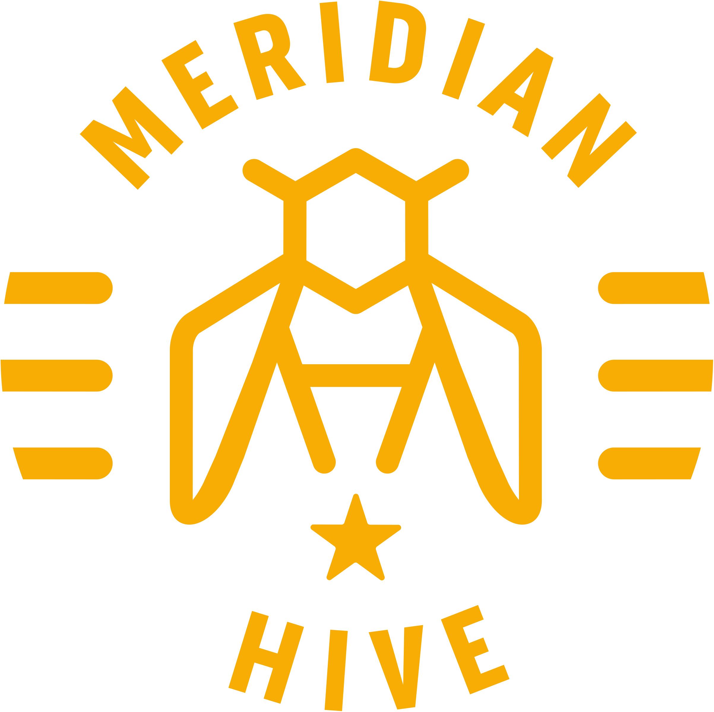 MH Gold Circle Logo - WhiteBackground
