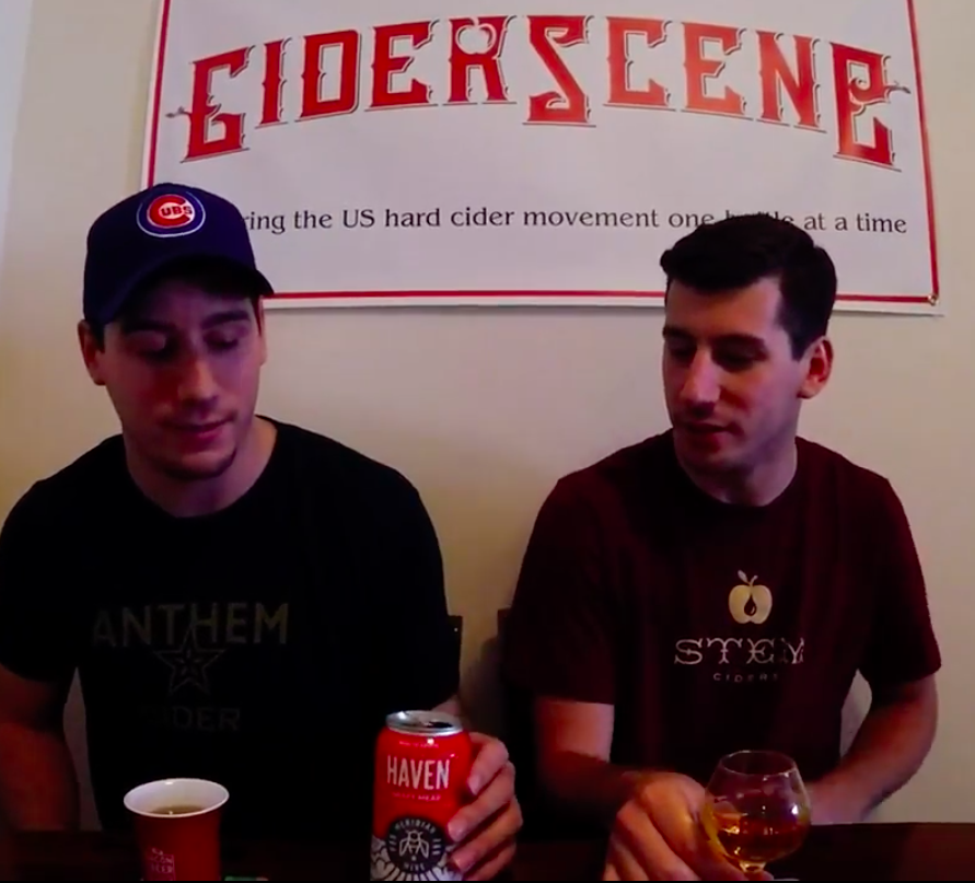 Cider Scene review Meridian Hive Haven Draft Mead