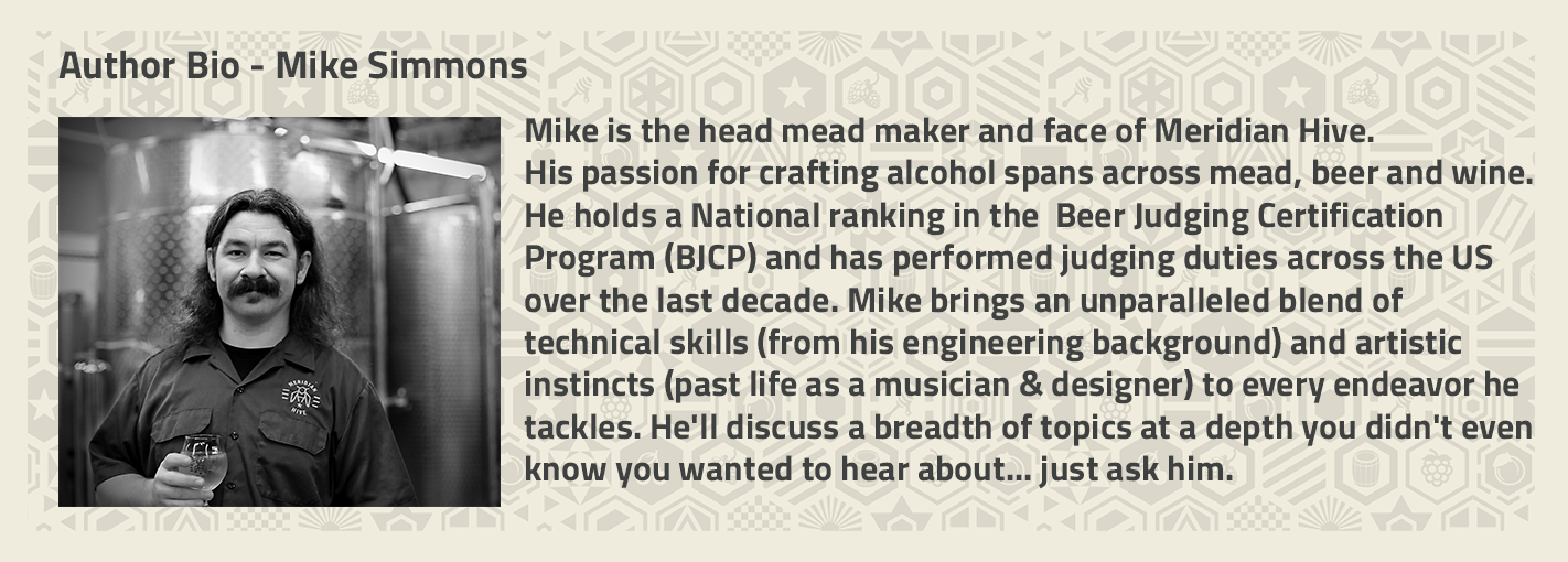 Author Mike Simmons Mead Makers Biography.png