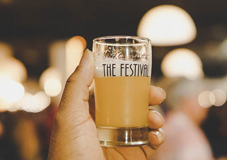 A Full Festival Glass from Porch Drinking The Festival.jpg