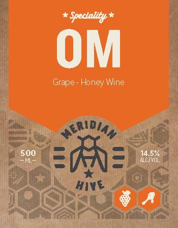 OM Grape Honey Wine