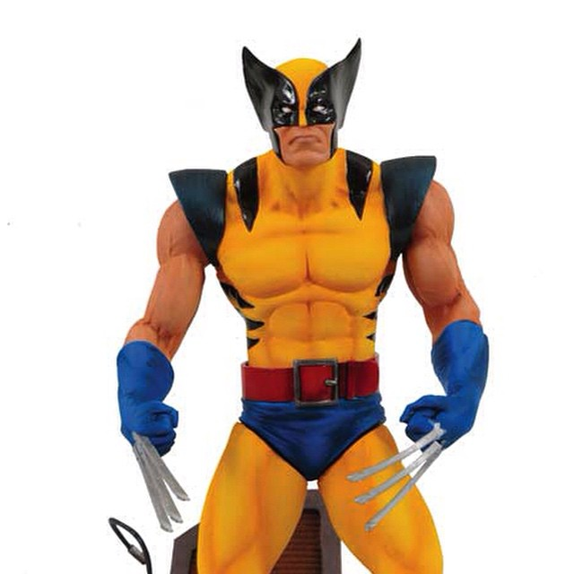 Marvel Select Wolverine! This figure is New at the Little Toy Shop! #nola #marvel #Marvel #Wolverine #frenchquarter #neworleans #frenchmarket