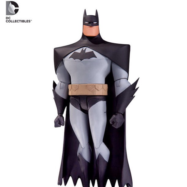 The New Batman Adventures from DC Collectibles #batman #dccomics #dccollectibles #frenchquarter #neworleans #nola