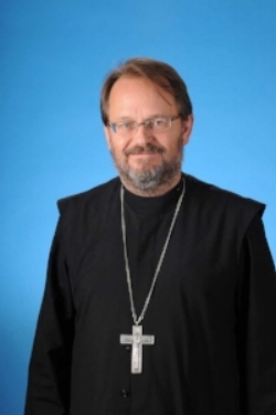 Archpriest Marcus Burch    Diocese of the South Chancellor