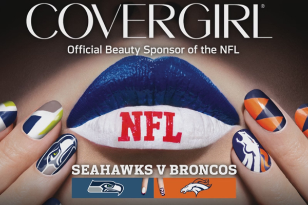 Covergirl Superbowl 2014       aGENCY:     gREY