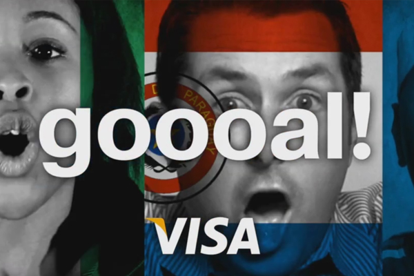 "Visa     ""World Cup""       Agency:    AKQA"
