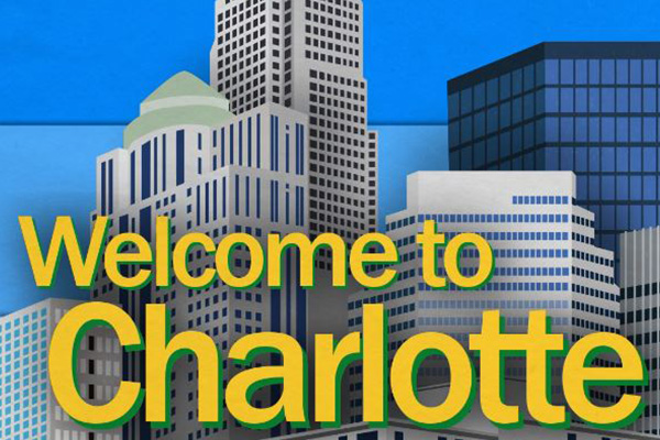 "DUKE ENERGY     ""Welcome To Charlotte"""
