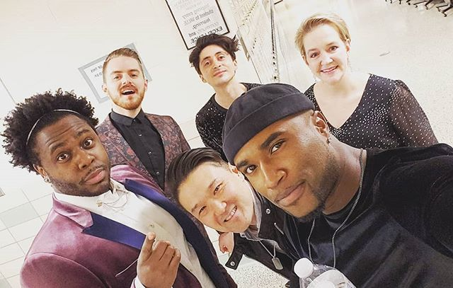 We had BLAST with you all last weekend! Thanks so much to all the folks involved with the Nordonia A Cappella Festival. Jamming with you guys and all the love in that room? Welcome to the family ❤❤❤❤ Next stop - Tokyo!!