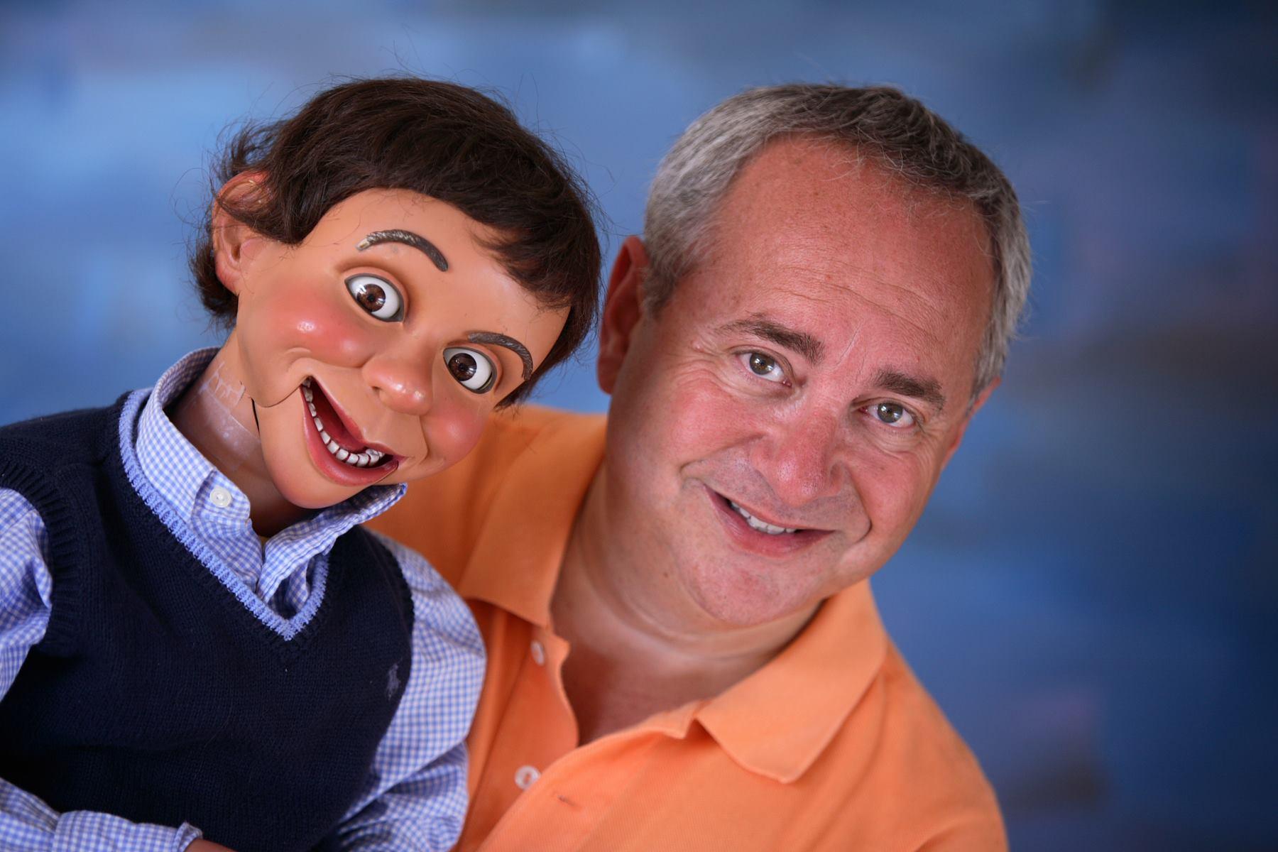 Chuck Field - Ventriloquist