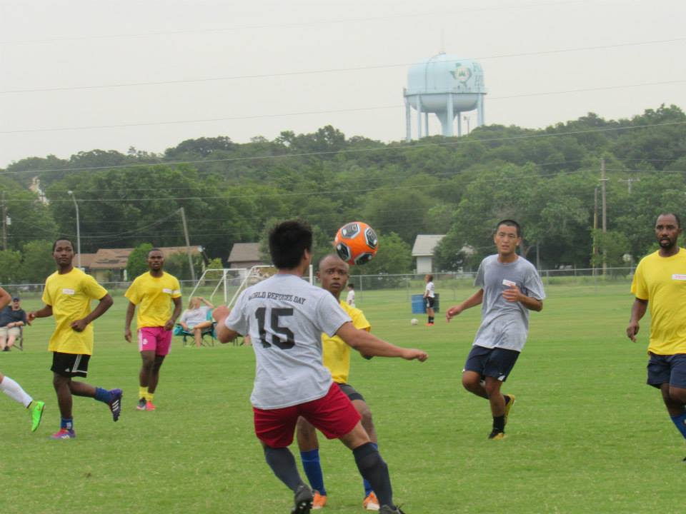 World Refugee Day 2015 Soccer Tournament