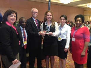 Austin Clinic for Human Trafficking Survivors Gets Award 512014.jpg