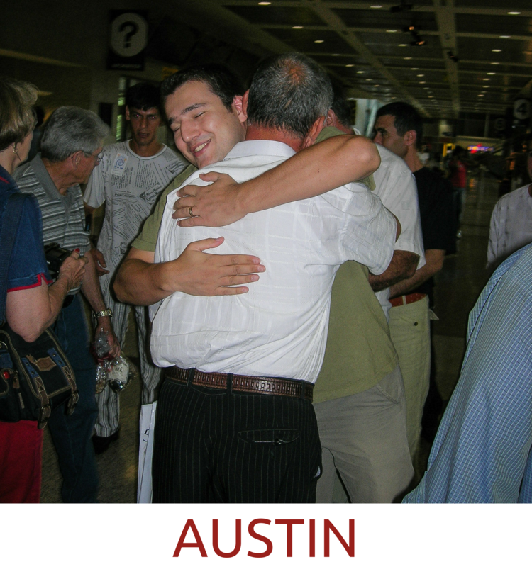 Volunteer — Refugee Services of Texas