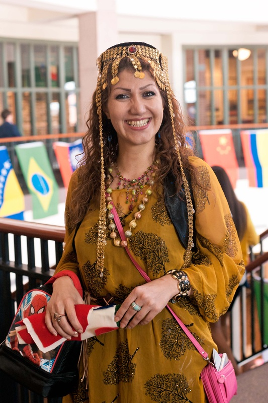 Mastaneh Ganjali Dashti, who is originally from Iran, came to the US in November 2013.