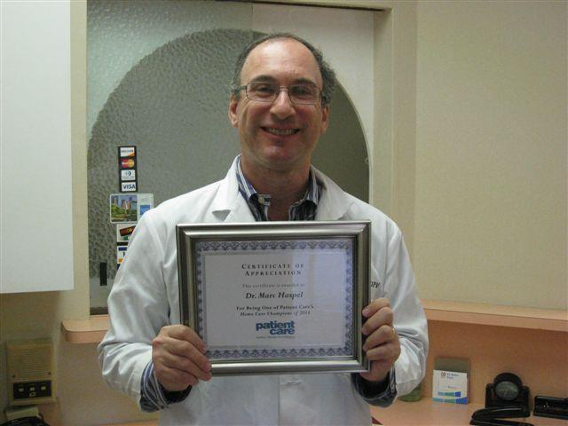 foot and ankle specialist marc haspel podiatry in clifton and fort lee nj