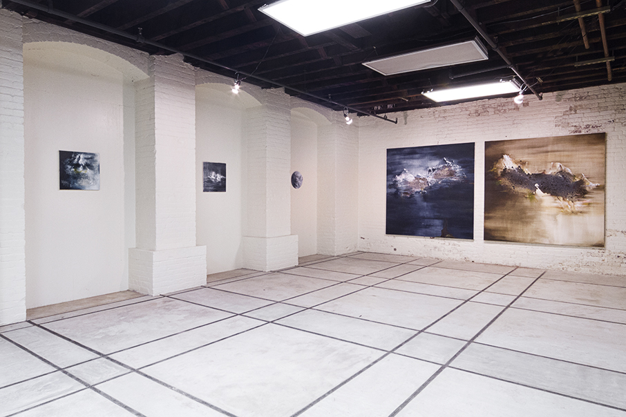 Angelo Bellobono. Installation View at E. R. Butler Gallery.
