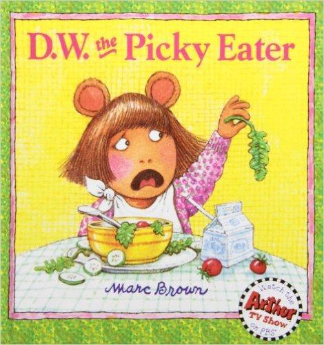 D W the Picky Eater.jpg