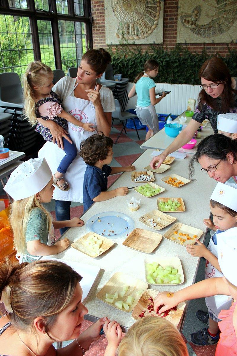 Organic Cookery School