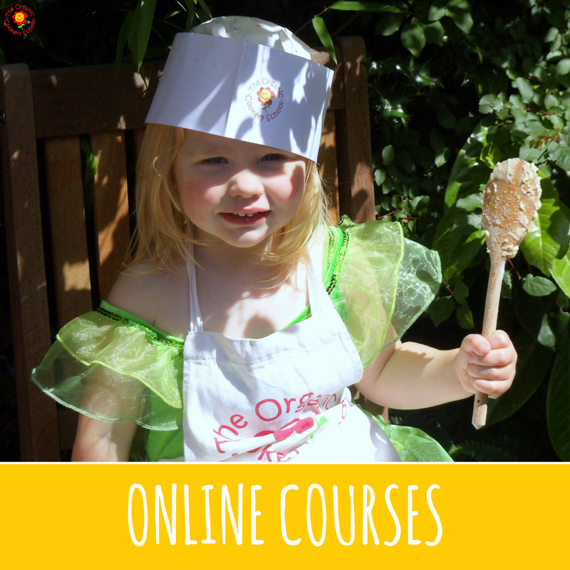 ONLINE COOKERY COURSES FOR BABIES AND TODDLERS
