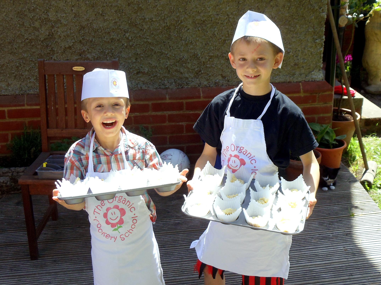 The Organic Cookery School Cookery Birthday Parties.JPG