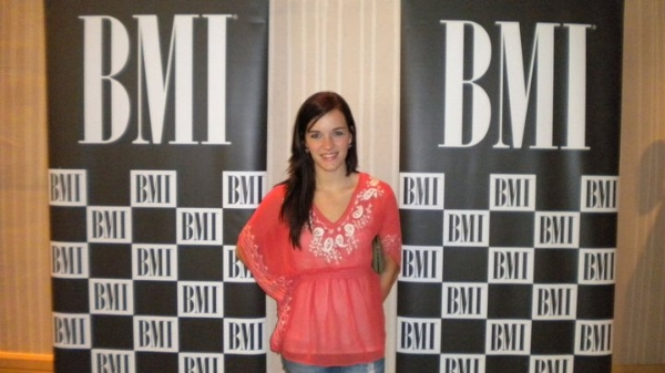 Taken on my first trip to BMI. Pretty sure I didn't even know what a PRO was at the time, but they were so nice and let me take pictures in front of banners and stuff.