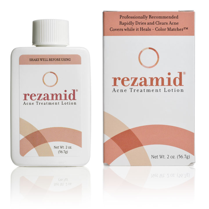 Rezamid Acne Treament Lotion