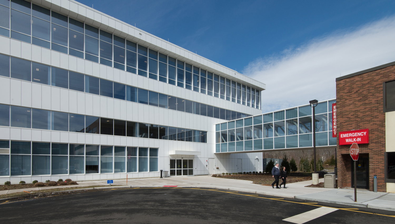 Raritan Bay Medical Center New Ambulatory Care Building at Old Bridge
