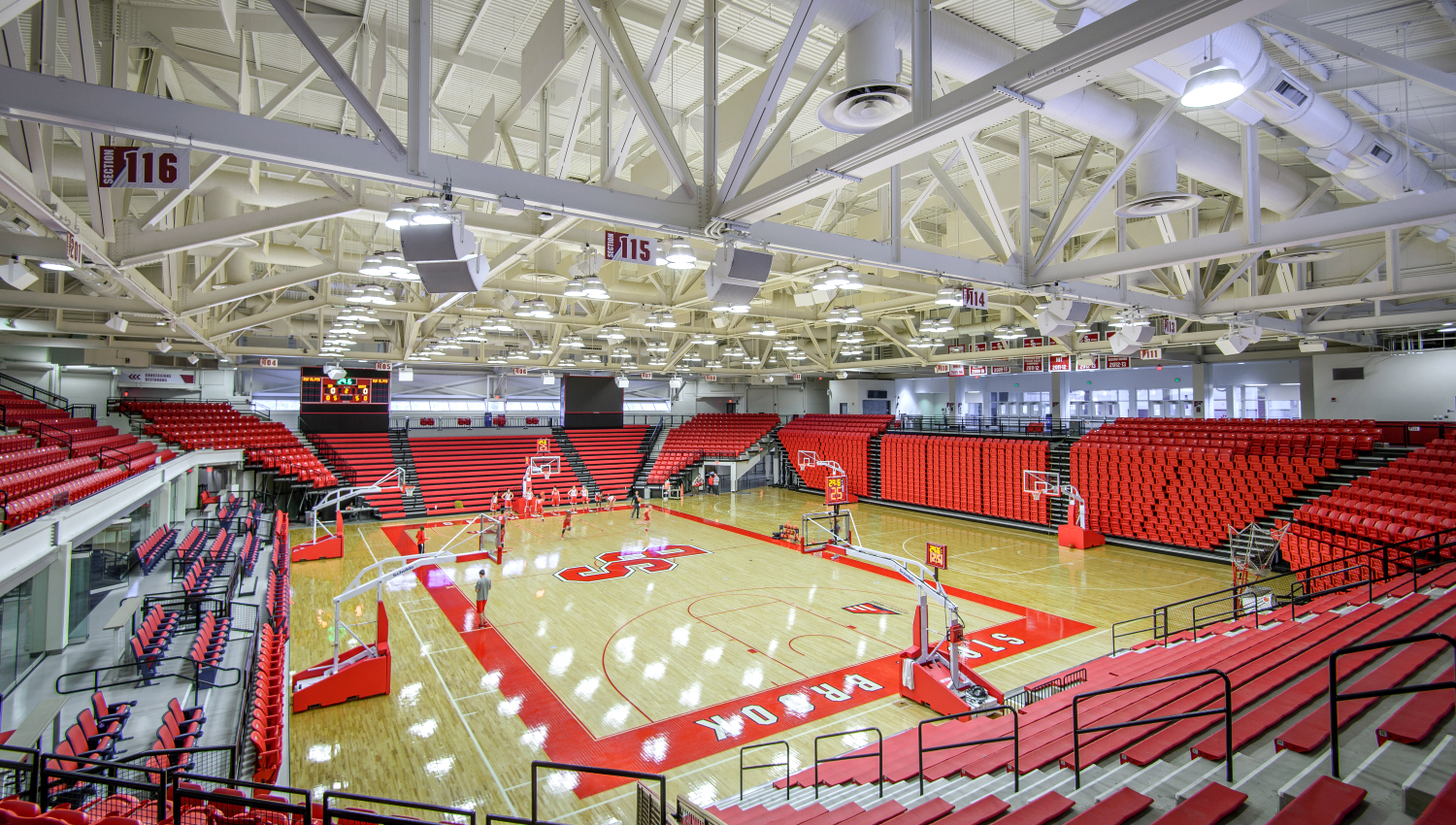 SUNY Stony Brook Arena Renovation