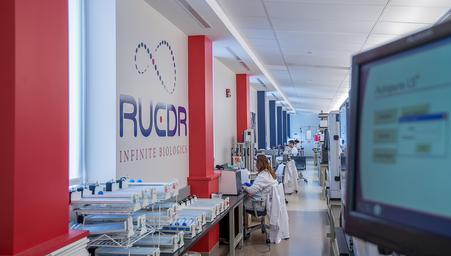 Rutgers University Cell & DNA Repository