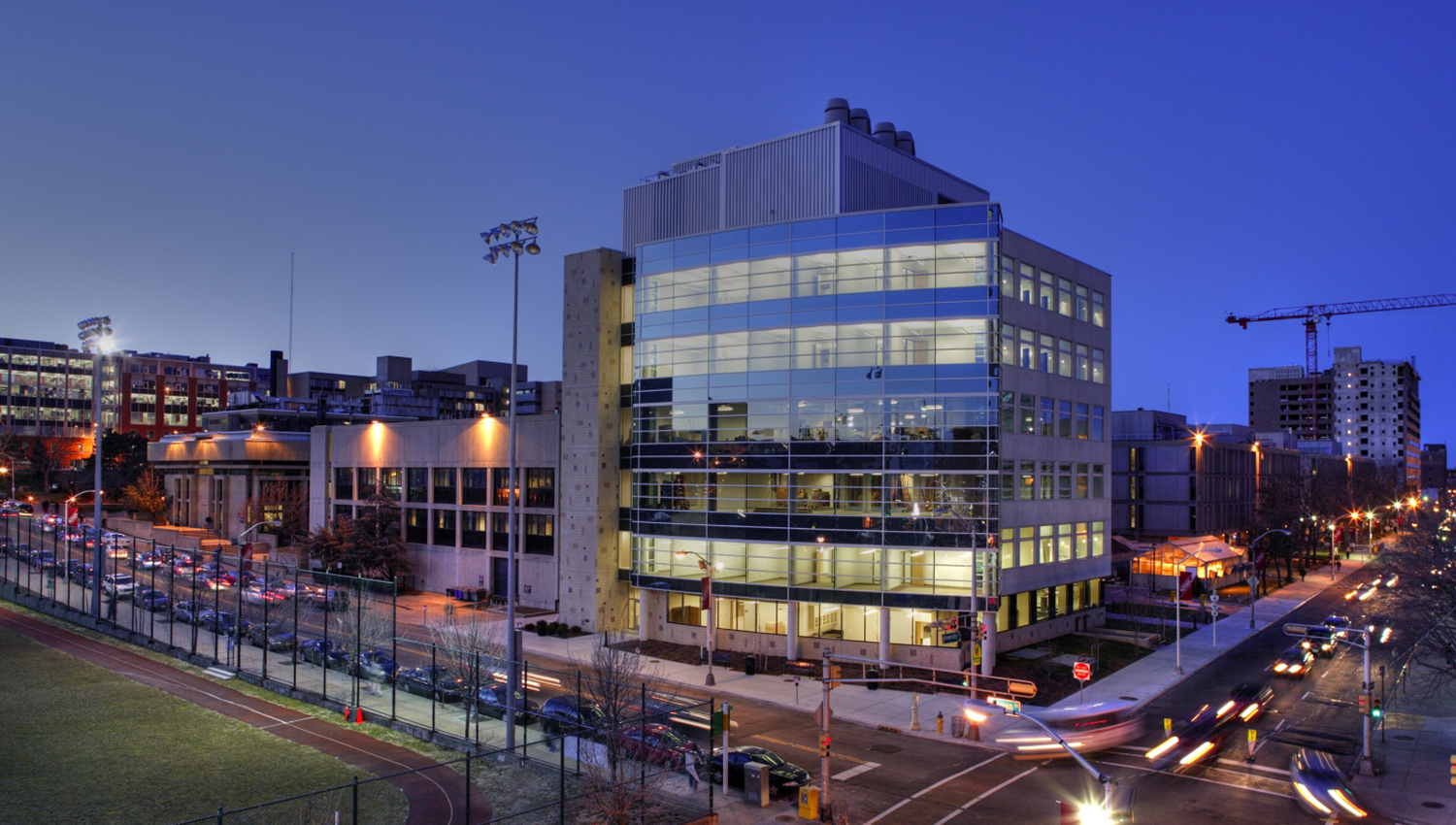 Rutgers University Life Sciences Center