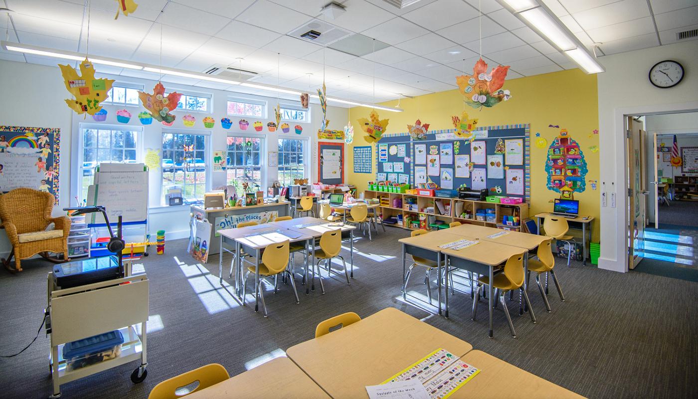 Chapin School - Lower School Addition