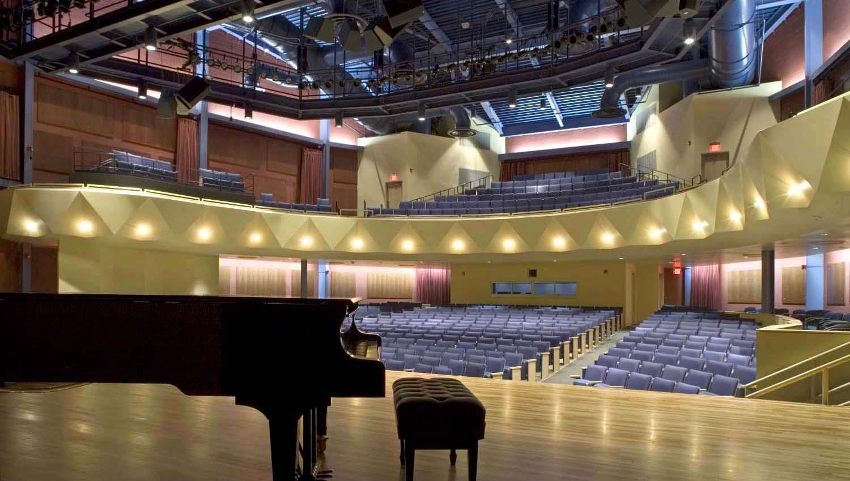 Delbarton School Performing Arts Center