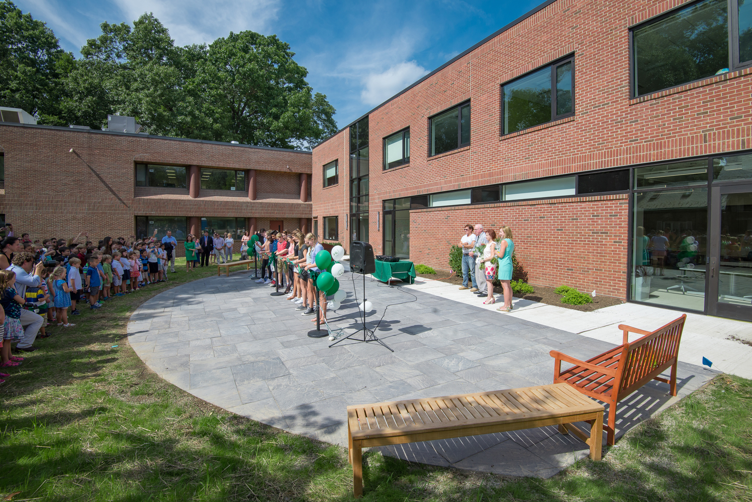 Chatham Day School New Academic Expansion