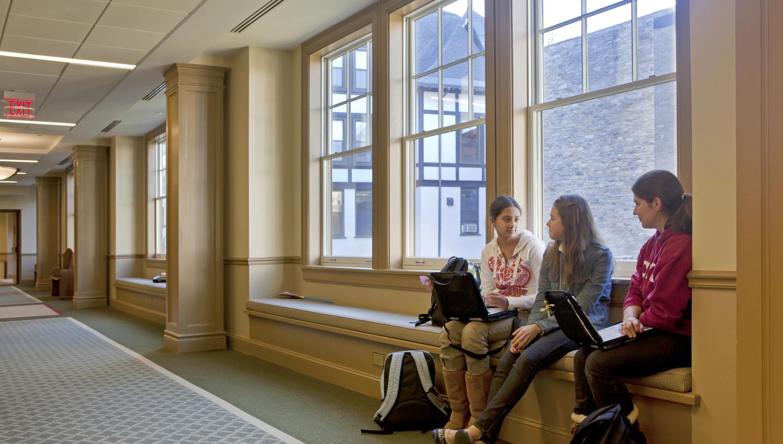Kent Place School Upper School Academic Center