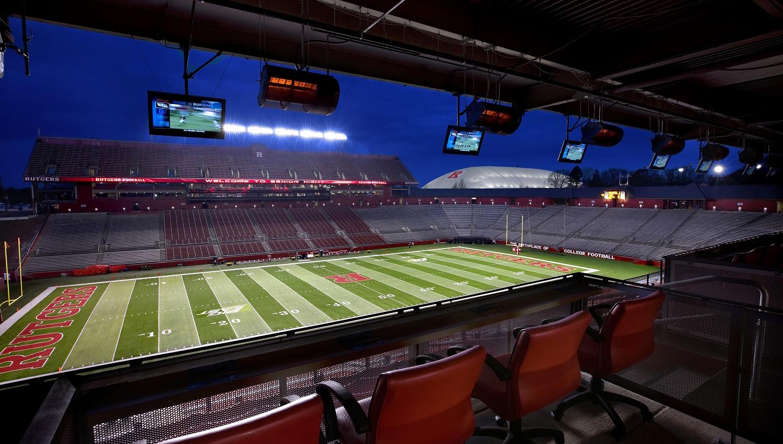 Rutgers University Football Stadium