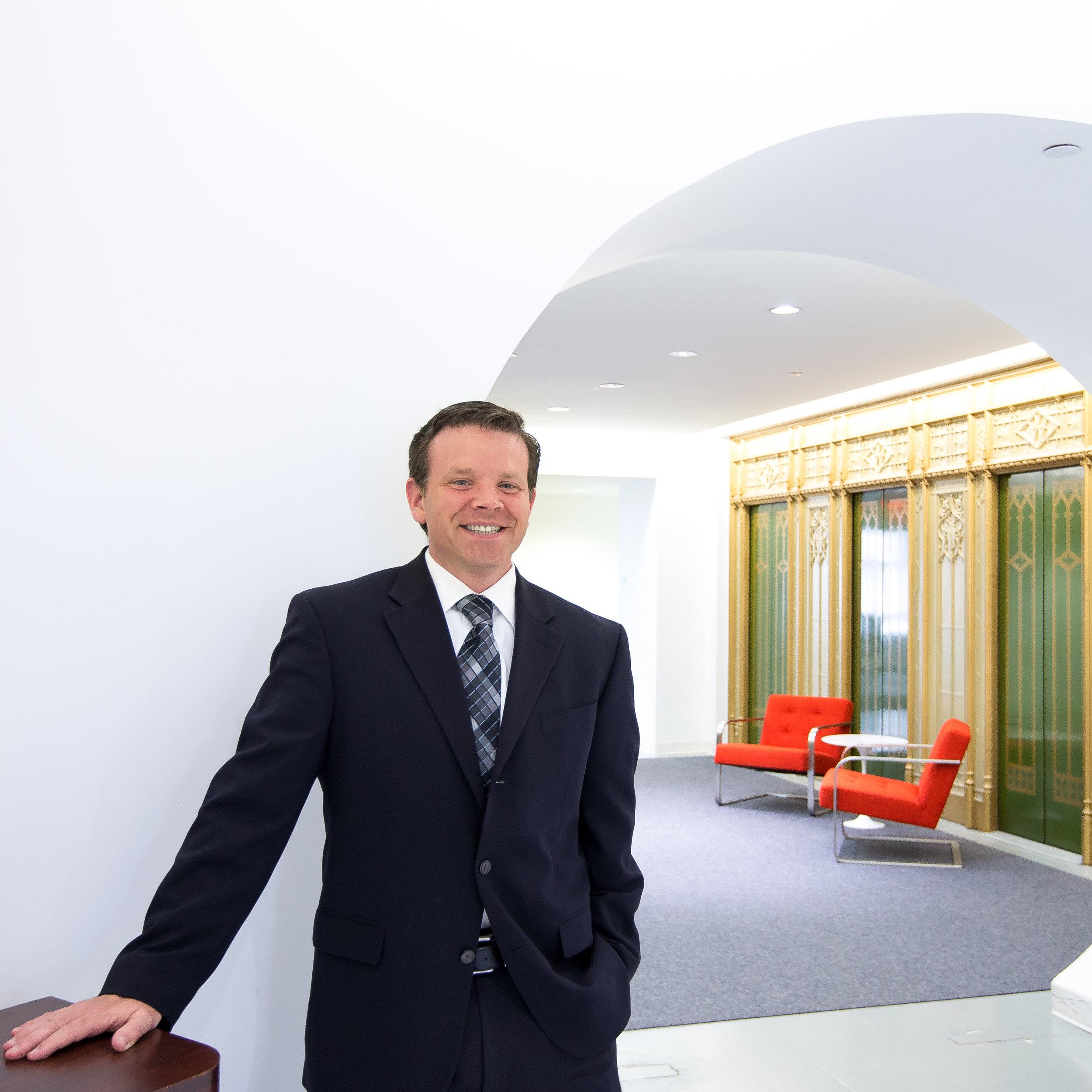 Roger Stine, RA   Senior Associate